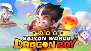 Super saiyan World Dragon Boy 🔥android gameplay HD