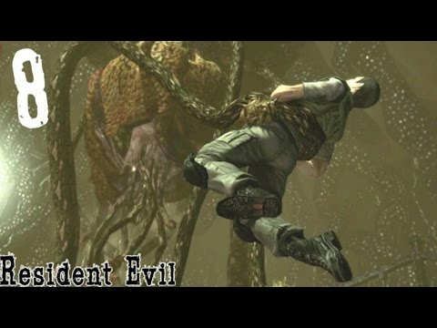 Plant 42 yawn boss battle resident evil remastered for Plante 42 resident evil