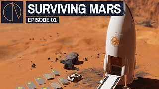 Surviving Mars   ONE SMALL STEP (#1)