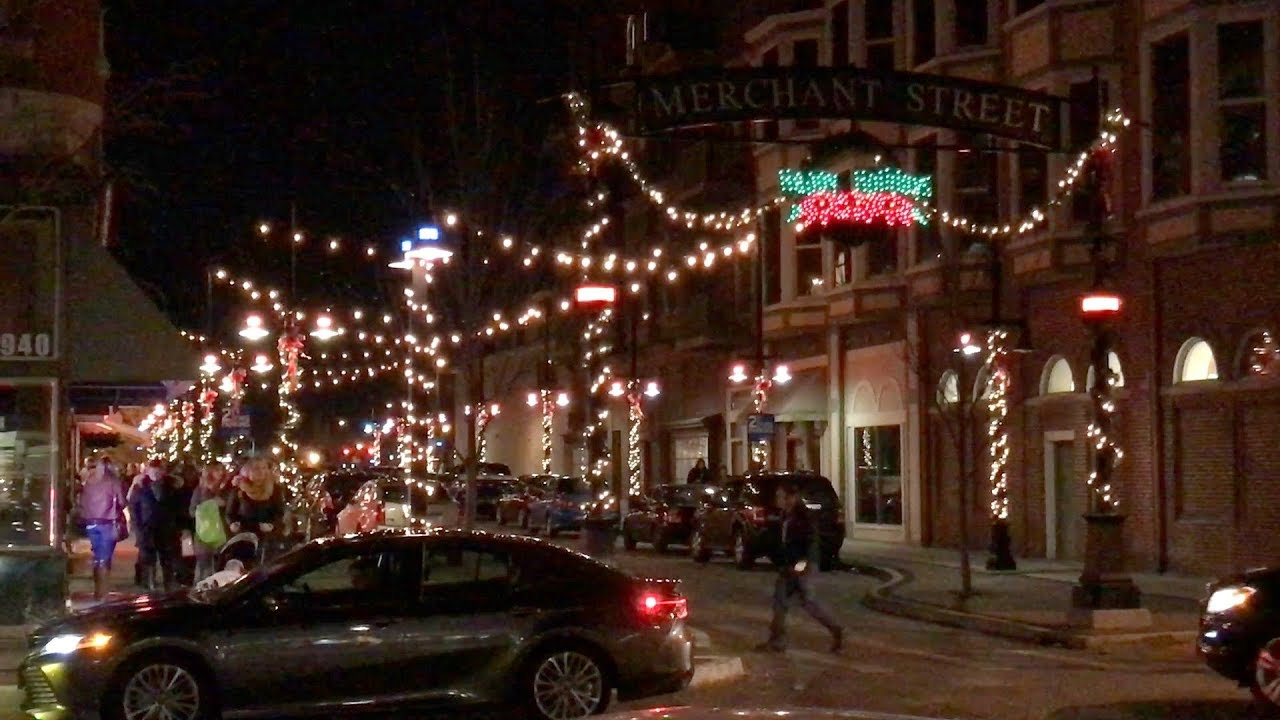 Downtown Decatur Il Christmas Walk 2020 Downtown Decatur Christmas Walk   YouTube