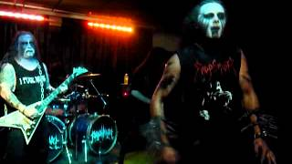 Pagan Ritual - The Shams of Optimisim(Woods of Ypres Cover)(Live @ The Atria, July 7,2012)