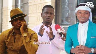 Mcpilipili Diamond amkuza Harmonize Alikuwa hajui kitu/Ukimya Ndoa Tamu/kila mtu alimkataa