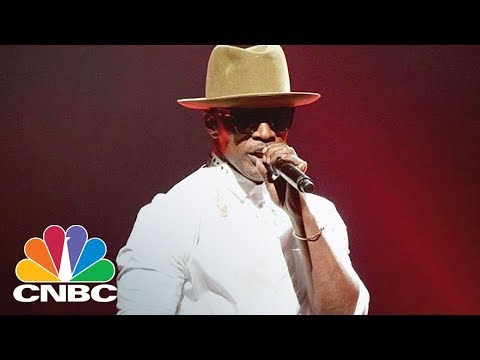 Jamie Foxx Jumps On The Cryptocurrency Bandwagon | CNBC