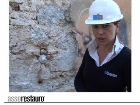 TECNICHE DI CONSOLIDAMENTO   BOSSONG   L'AQUILA