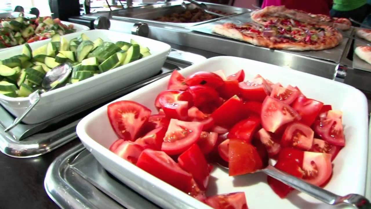 restaurant italiensk buffet