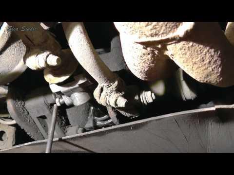 Замена сальника и пыльника штока КПП (рюмки) ВАЗ 2110