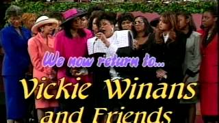 "BET TV Special ""Vickie Winans & Friends"""