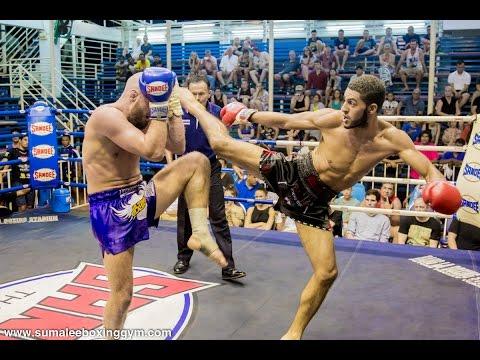 Reece Davis Sumalee vs Lloyd Maximum Muay Thai: Bangla Boxing Stadium, 27th July 2016
