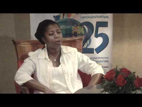 Calae Dorsett (Bahamas) LIHP 2010 - International Health