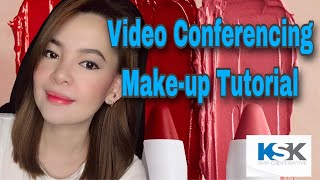 Zoom Meeting  Make-up Tutorial I Diary ni Mommy Karen