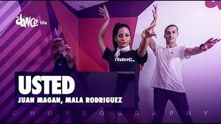 Usted - Juan Magan, Mala Rodriguez  Fitdance Life Coreografía Dance