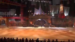 Ледовое шоу Кармен  Адлер 23 июня  2015 г