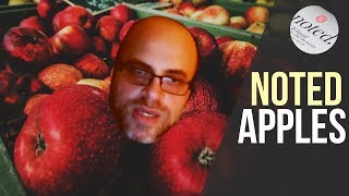 Noted: Ep. 16 - Apple! (DIY E-liquid Flavorings)