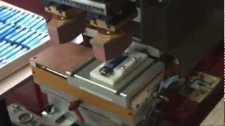 Нанесение логотипа на зажигалки(Печать на зажигалках на 2-х красочном тампопечатном станке на http://hermes-r.ru., 2012-05-30T08:53:46.000Z)