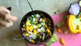 Jicama Salad Recipe, Ep332