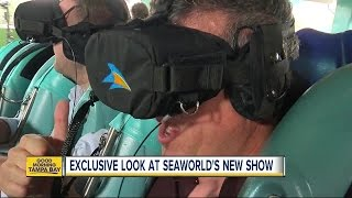 Exclusive look at SeaWorld