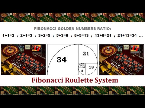 Golden ratio gambling what color is 21 on a roulette wheel
