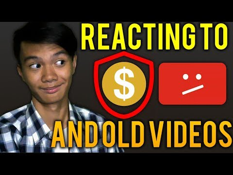 REACTING TO OLD/PRIVATE VIDEOS | 100K SPECIAL PART 2 #FIlipino