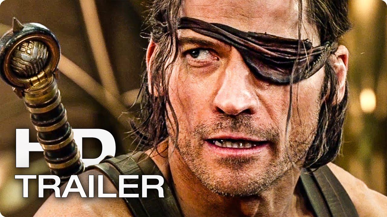 Download GODS OF EGYPT Trailer 2 German Deutsch (2016)