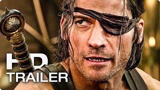 GODS OF EGYPT Trailer 2 German Deutsch (2016)