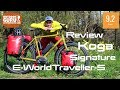 Koga Signature E-WorldTraveller-S TREKKINGBIKE REVIEW