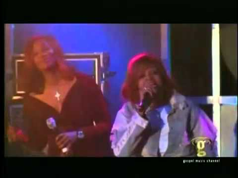 Yolanda Adams Ft.  Karen Clark-Sheard - The Battle Is The Lord's (Power)