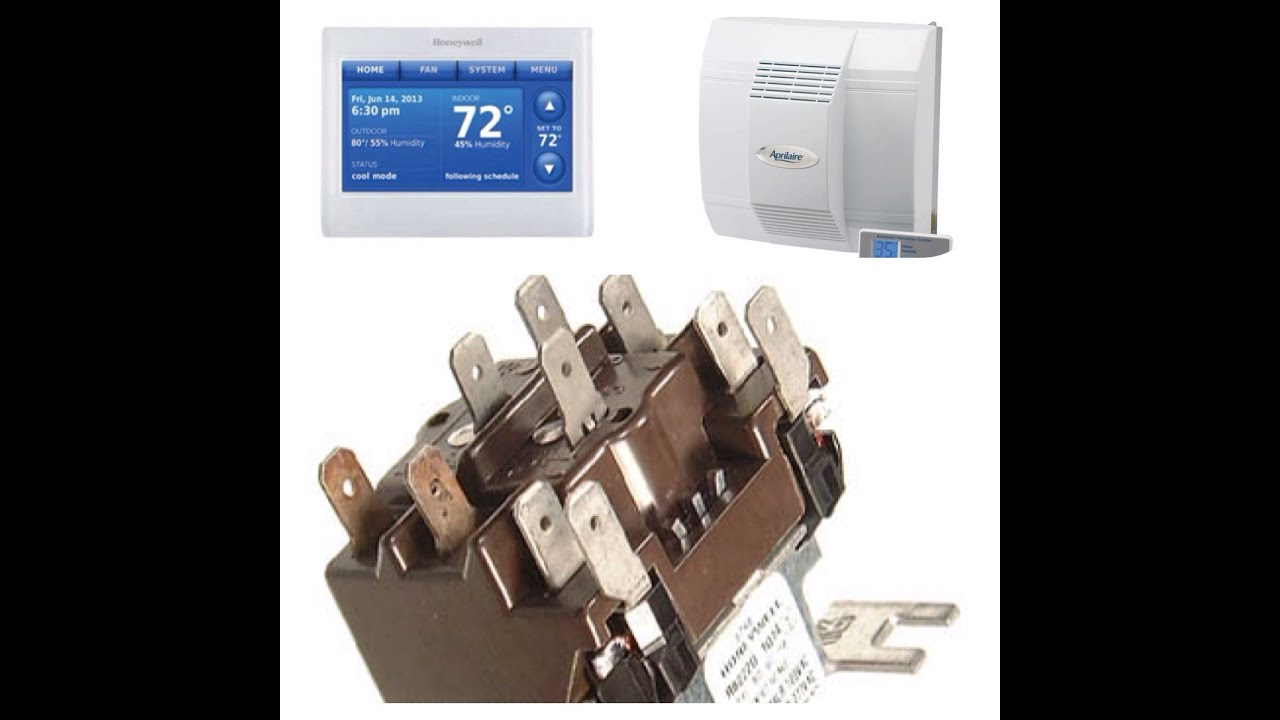 Using Hvac Relays In Unusual Situations