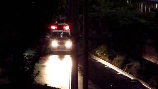須磨管内の救助事案現場から病院に向かう兵庫県立災害医療センターのド...