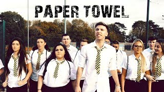 Stevie Knows - Paper Towel (Official Music Video)