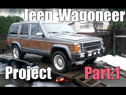 Hoopty Jeep Wagoneer XJ Project Part 1:  HOW TO FIX  No spark No start