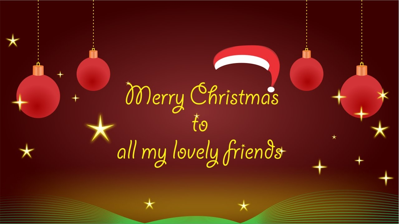 merry christmas banner designing coreldraw in hindi