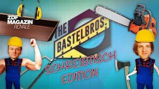 The Bastel Brothers – Schreibtisch Edition