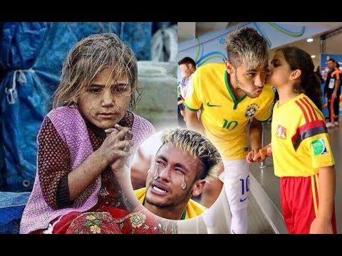 Neymar Respect/Emotional Moments ● NEW ● HD