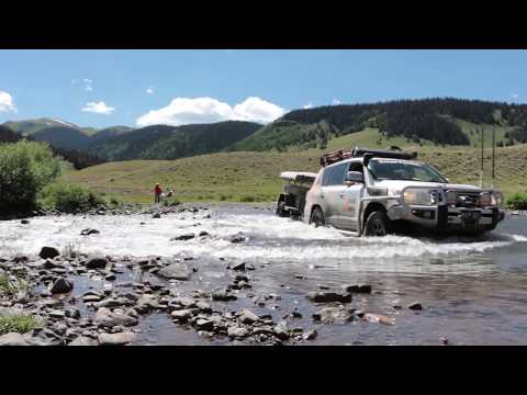 Continental Divide 4x4 Trail | Colorado Overland Mapping Expedition