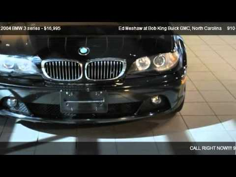 2004 bmw 3 series 330ci for sale in wilmington north. Black Bedroom Furniture Sets. Home Design Ideas