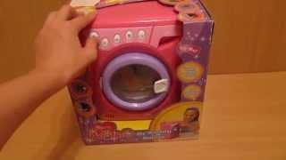 Детская игрушка видео обзор - стиральная машина (kidtoy.in.ua)(Детская стиральная машина - обзоры игрушек. Детская бытовая техника. Купить игрушки: https://vk.com/album-47667519_169899992..., 2014-08-28T18:39:47.000Z)