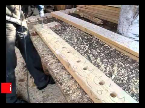 Подзоры деревянные