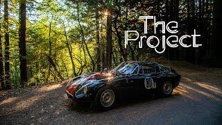 1964 Alfa Romeo Giulia TZ: The Project | Petrolicious