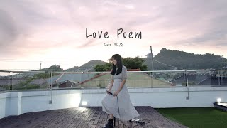 [Live Cover] 아이유(IU) - Love Poem Cover by. 이진우