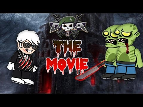 Mini Militia Movie The Zombie APOCALYPSE !! Da2 Story Mode Part 1 | Doodle Army 2: Mini Militia