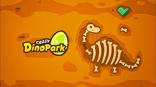 Crazy Dino Park Gameplay Trailer ANDROID GAMES on GplayG