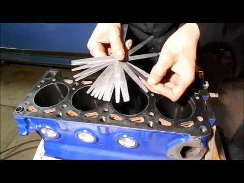 Фото к видео: Капремонт двигателя ВАЗ-2105. Сборка и установка ДВС.