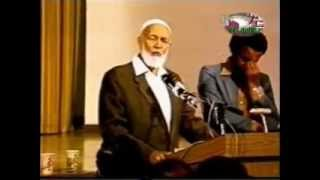 Jesus (PBUH) Beloved Prophet of Islam | By Sheik Ahmed Deedat 2