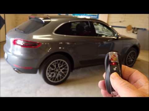 Porsche Macan Viper Remote Start With Smartstart