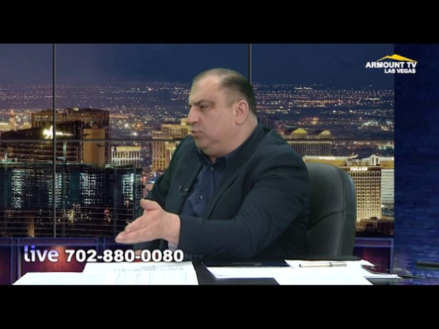 MER SHOW LIVE with Iris Manoukyan   Golden Tax   5