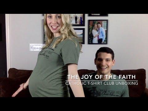 Catholic T-Shirt Club Unboxing