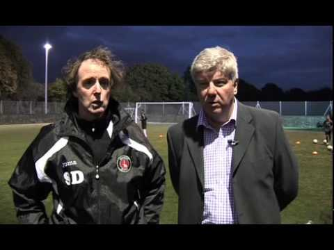 Sport Business Network interview with Sean Daly Charlton Athletic Community Trust