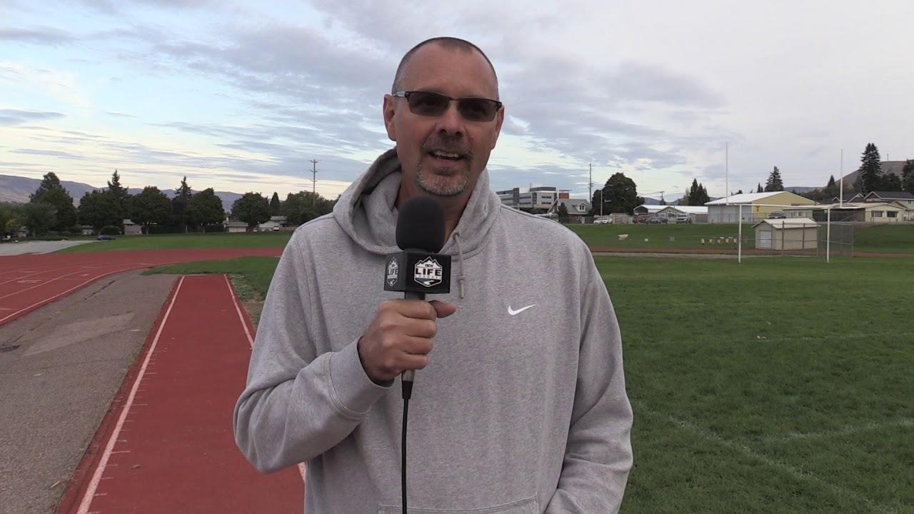 Wenatchee Coach Scott Devereaux on Trap Game 2019-10-03