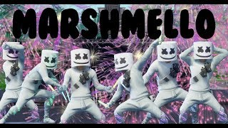 FORTNITE - MARSHMELLO EVENT VENUE FINISHED - CONCERT STAGE LAST UPGRADE COUNTDOWN - NEW BUILDING
