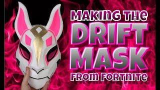 Video Making the Drift Mask from Fortnite download MP3, 3GP, MP4, WEBM, AVI, FLV September 2018
